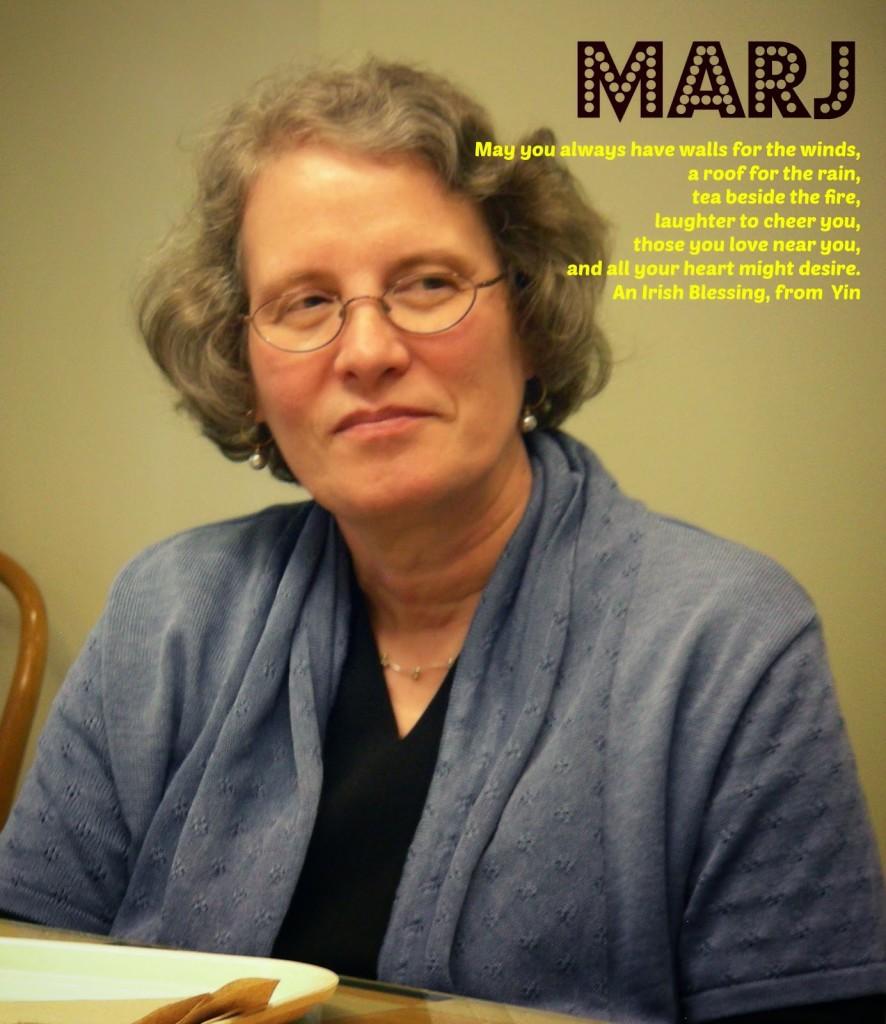 Marj DeVault, Professor, Maxwell School of Public Administration, Syracuse University