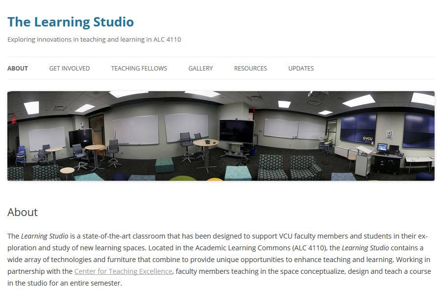 Learning Studio Project Site