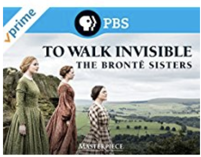 DVD-video cover of a short-series, To Walk Invisible.